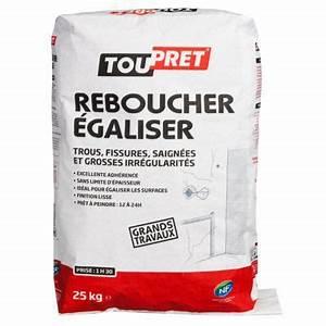 Enduit De Rebouchage Exterieur : enduit de rebouchage grands tavaux poudre 25kg castorama ~ Dailycaller-alerts.com Idées de Décoration