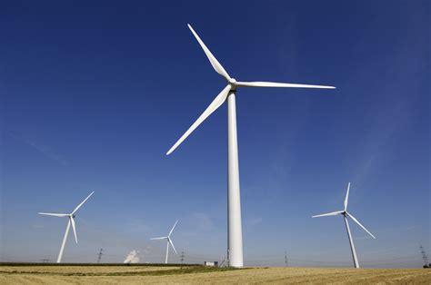 Как устроены мощные промышленные ветрогенераторы