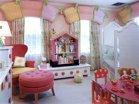 Toddler Girl Bedroom Decorating Ideas