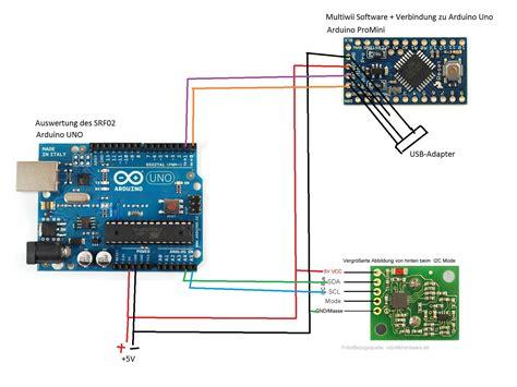 arduino zu arduino seriell mikrocontrollernet
