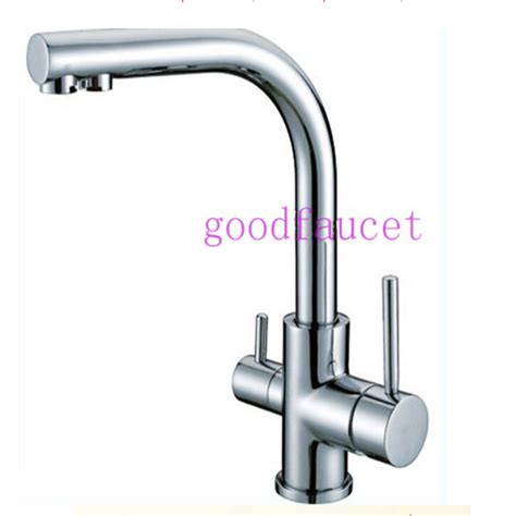 kitchen sink water filter faucet brand new kitchen sink faucet tap pure water filter mixer