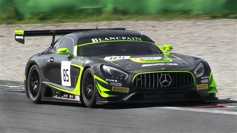 Amg Gt3 Price by Mercedes Amg Gt3 Sound Accelerations Fly Bys