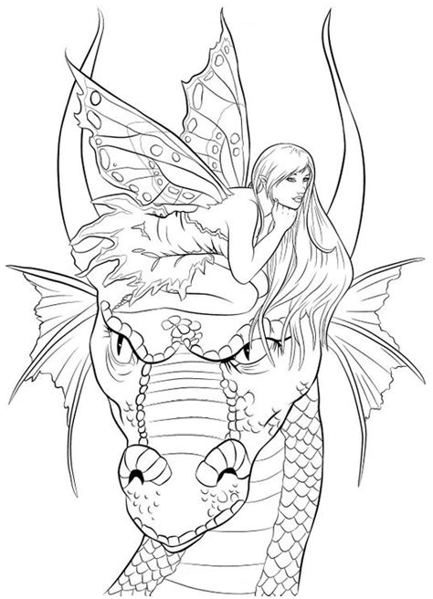 Pin by Carole Howington on Coloring Dragon coloring page