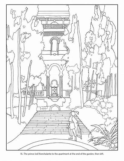 Upon Coloring Once Stories Pages Brunelleschi Umberto
