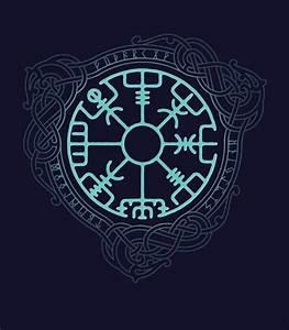 Symbole Für Unglück : 25 b sta viking compass tattoo id erna p pinterest norse tattoo vikingakonst och ~ Bigdaddyawards.com Haus und Dekorationen