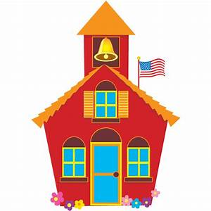 Picture Of Schoolhouse - Cliparts.co