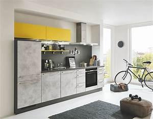 Farbe Von Beton Entfernen : k chenzeile beton grau f r 2444 nur bei der kuechen ~ Kayakingforconservation.com Haus und Dekorationen
