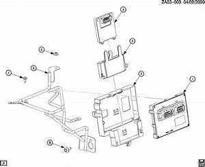 Chevrolet Impala Ss Module  Transmission Control Module