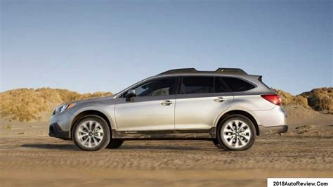 2018 Subaru Outback Changes by 2018 Subaru Outback Changes And Release Date
