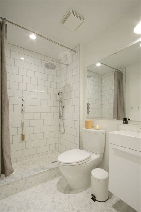 All Tile Bathrooms by Reader Rehab A Budget Bath Remodel With Luxuries