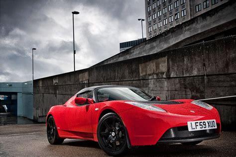 Tesla Roadster UK sports car|Tesla