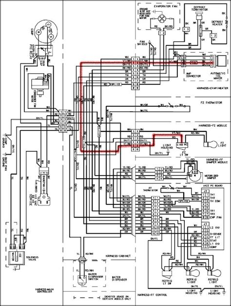 Whirlpool refrigerator ice maker diagram cheapraybanclubmaster Image collections