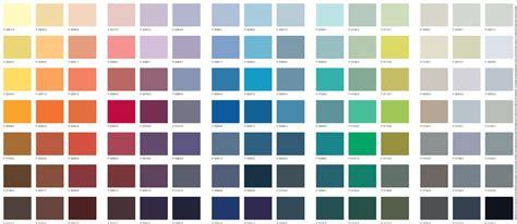couleurs de tollens nuancier carte de teintes 105 offre couleurs plasdox