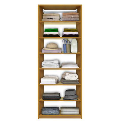 Custom Closet System by Isa Custom Closet Closet Shelves Shelving System 7
