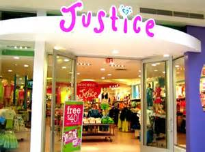 Justice Girls Store