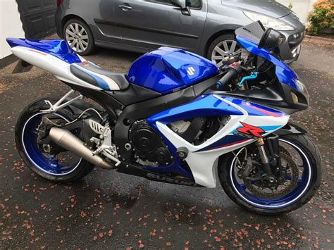 2007 Suzuki Gsxr 600 by 2007 Suzuki Gsxr 600 K7 In Londonderry County