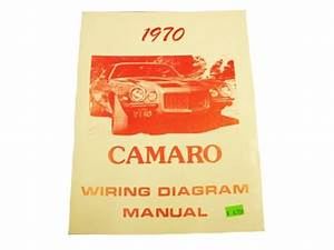 1970 Camaro Wiring Diagram Manual