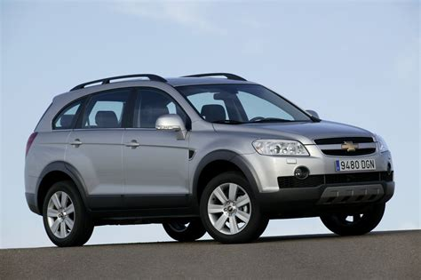 All Car Editions Chevrolet Captiva