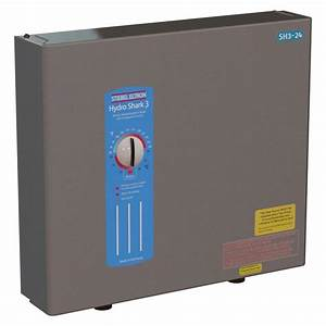 Hydro-shark 3 U2122 Electric Modulating Boiler - 12kw