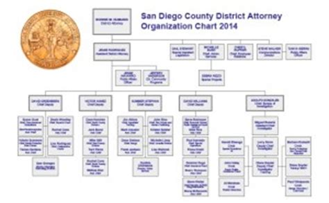 staffing organizational chart san diego county district attorney