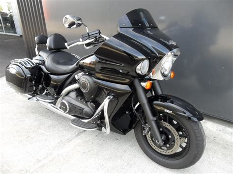 motos d occasion challenge one agen kawasaki vn 1700 voyager custom abs 2013