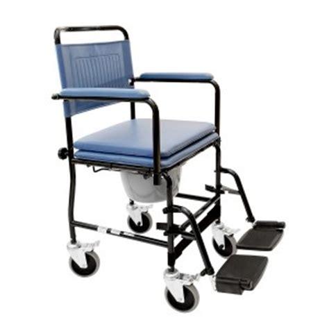 chaise percée à roulettes chaise percée à bleu pharmaexclusif