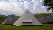 【松果戶外】BIG LION 威力屋 黑武士-白精靈-多功能帳篷 - 松果戶外用品-露營用品銷售,租帳篷,登山,溯溪