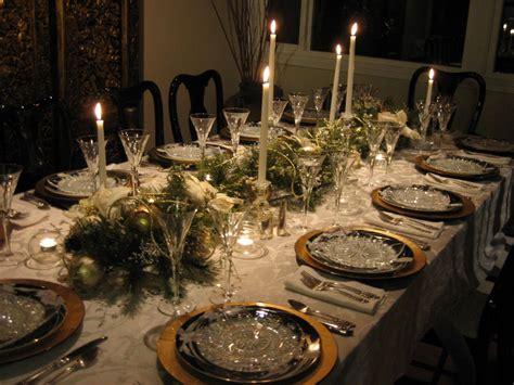 christmas table decorations christmas village fun blog