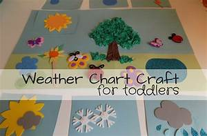 Weather Chart Craft For Toddlers
