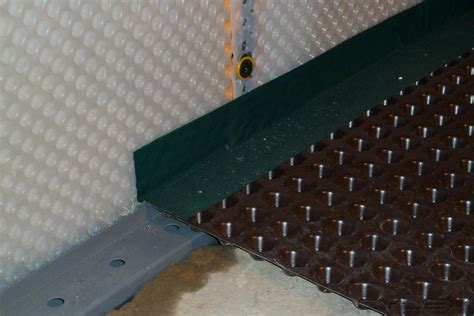How To Seal A Basement Wall by Delta Membrane Systems Ltd North Weald Delta House