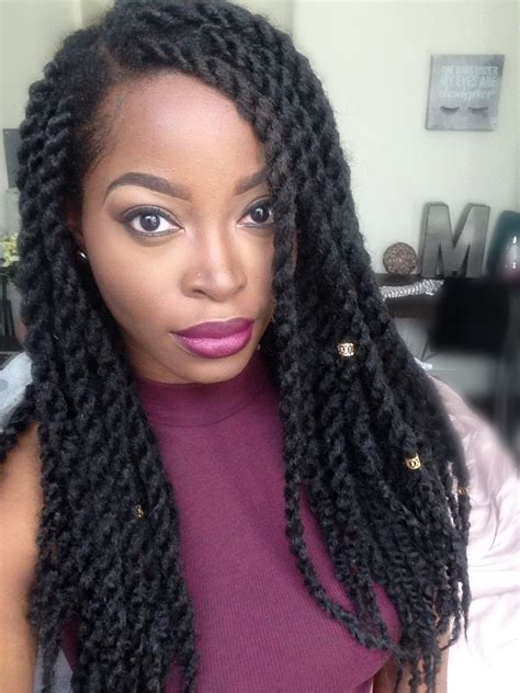 Hairstyles With Marley Twists by Msnaturallymary Marley Twists Hair In 2019
