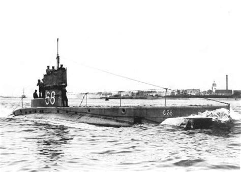 Advantages Of U Boats In Ww1 by Today In World War I Q Ship Victory A U Boat