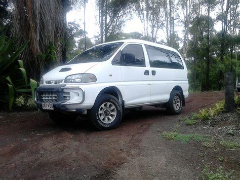 mitsubishi delica 1996 mitsubishi delica car sales qld wide bay burnett