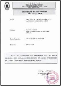 Attestation De Conformité Électrique Gratuit : certifications des produits ~ Melissatoandfro.com Idées de Décoration