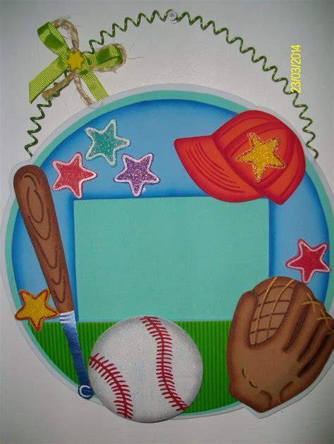 portaretratos colgante beisbol gomma crepla