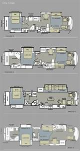 2010 monaco dynasty luxury motorhome floorplans large With monaco rv floor plans