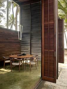 Inde   Une Maison Ouverte Sur La Plage