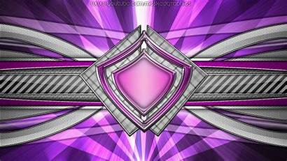 Purple Background Wallpapers Desktop Backgrounds Shield Abstract