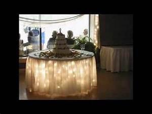 Idee Deco Salle Mariage : id e decoration mariage salles florale eglise youtube ~ Teatrodelosmanantiales.com Idées de Décoration