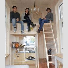 Berliner Architekt Entwirft Minibude Gegen Wohnungsnot