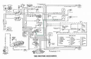 1965 Ford Mustang Wiring Diagram