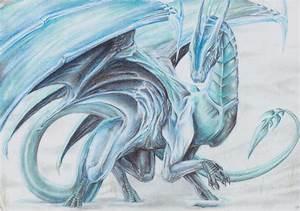 Ice Dragon Kupello by TheUmbraArtist on DeviantArt