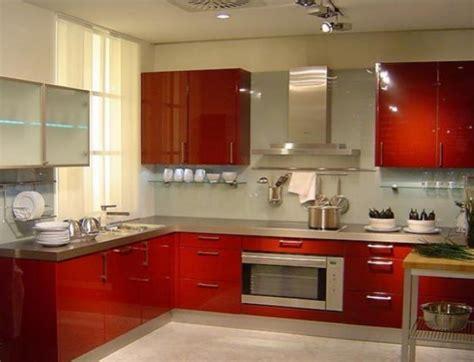 Modern Indian Kitchen Interior Design