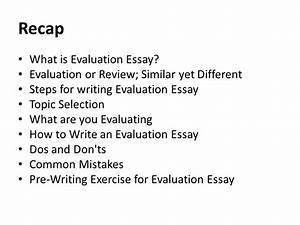topic selection definition