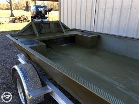 Custom Aluminum Boats In Texas by 2015 Used Custom Built Aluminum 15 Aluminum Fishing Boat