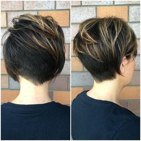 short hairstyles  fine hair  short