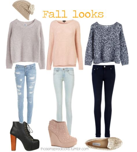 Cute Outfits With Sweaters And Jeans