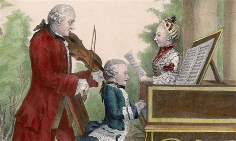 Newly Discovered Mozart Piano Work He Composed As A Child