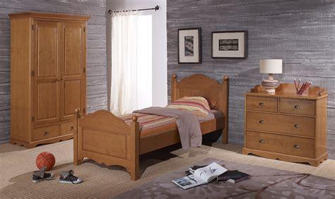 Chambre En Pin - commode chambre en pin