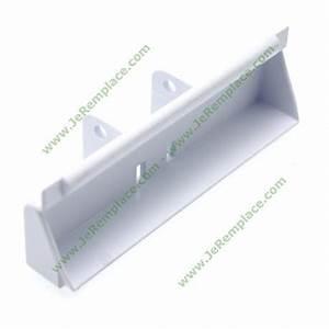 Poignée De Porte Blanche : c00044653 poign e de porte blanche pour lave vaisselle ~ Nature-et-papiers.com Idées de Décoration